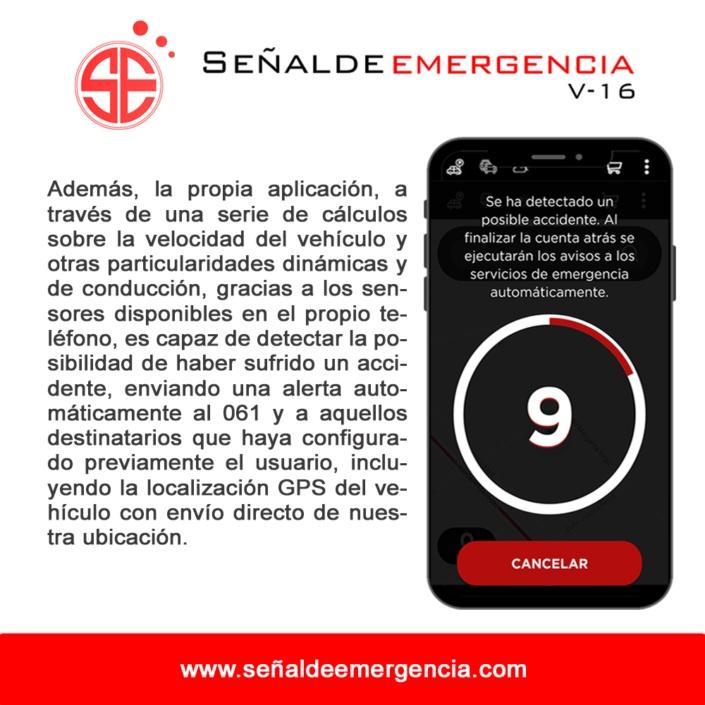 DIAPOSITIVA 5 Señal de Emergencia